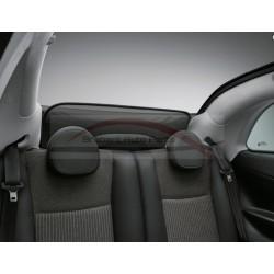Fiat 500E cabrio windstop / deflector
