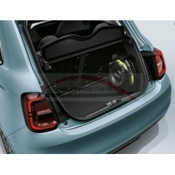 Fiat 500E laadkabel haspel