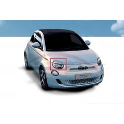 Fiat 500E met xenon koplamp
