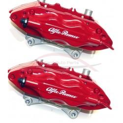 Alfa Giulietta, remklauw Brembo voorzijde set