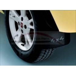 Fiat Panda 2003-2009 4x4 spatlappenset achterzijde