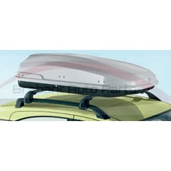 Fiat Grande Punto / Punto EVO vanaf 2009 en Punto vanaf 2012, dakkoffer 360 liter