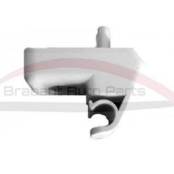 Fiat Panda 2003-2011 en Panda Classic type 169 2012, steun/ klem zonneklep