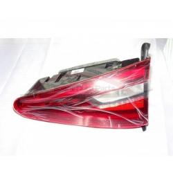 Alfa Romeo Stelvio achterlicht