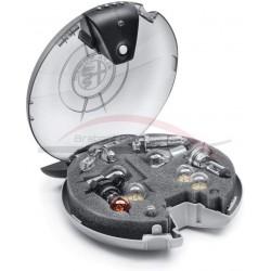 Alfa Romeo Stelvio, reservelampenbox