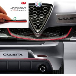 Alfa Romeo Giulietta, rode sierstrip set