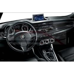 Alfa Romeo Giulietta carbon dashboardpaneel
