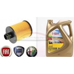 Alfa Mito 1.3 JTDM kleine beurt pakket met Selenia olie en oliefilter