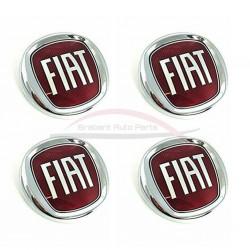 Fiat Grande Punto/ Punto EVO wielnaafkapje origineel 4 stuks