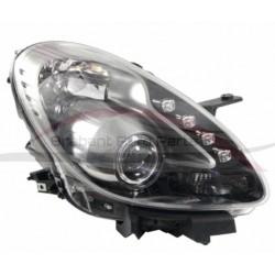 Alfa Romeo Giulietta 2013-2016, koplamp H7 passagierszijde blackline