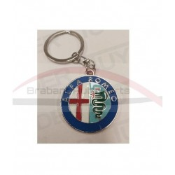 Alfa Romeo sleutelhanger met Alfa Romeo logo