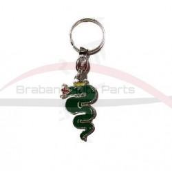 Alfa Romeo sleutelhanger serpente