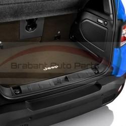 Jeep Renegade 2014-2018 mat voor bagageruimte met Jeep logo