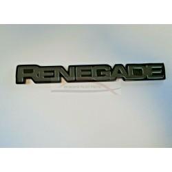 Jeep Renegade embleem Renegade