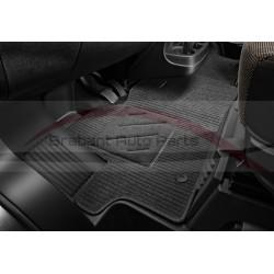 Fiat Ducato 2006-2014 vloermat met Ducato logo