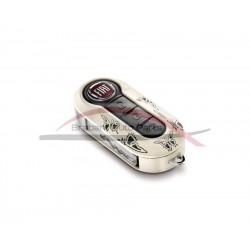 """Fiat 500 keycover """"vlinder"""""""