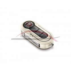 """Fiat 500 keycover """"rits"""""""