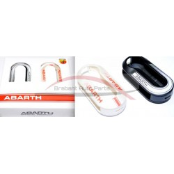 Fiat 500 keycover Abarth set