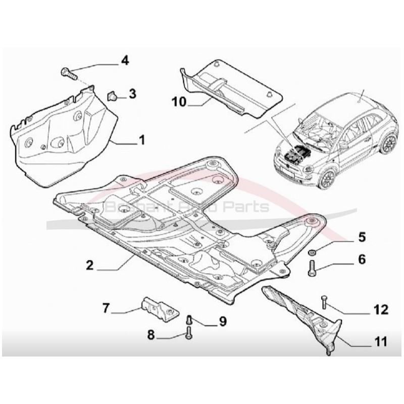 1984 Fiat Wiring Diagram