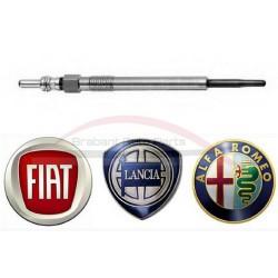 Fiat 500 gloeibougie (Start en Stop)