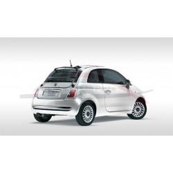 Fiat 500 bagagedrager dakdrager