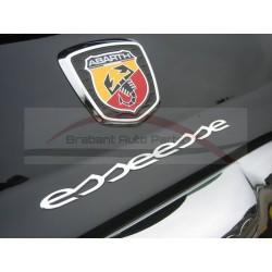 Fiat 500 Esseesse embleem